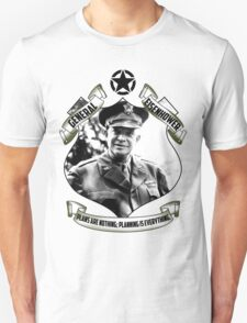 Eisenhower Scroll Unisex T-Shirt