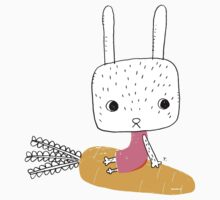 Rabbit Kids Tee