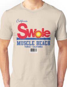 California Swole - Muscle Beach Unisex T-Shirt