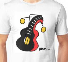 Guitarra 1 Unisex T-Shirt