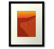 Long Hot Summer Framed Print