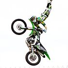 CD Stunt Rider by BenClarkImagery
