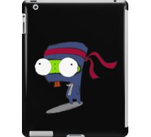 Ninja Gir iPad Case/Skin