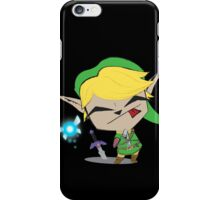 Link-Gir (full size) iPhone Case/Skin