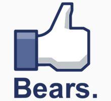 I LIKE BEARS by lgbtdesigns