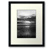 Sunset No.1 Framed Print