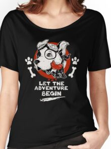 Let the Adventure Begin Women's Relaxed Fit T-Shirt