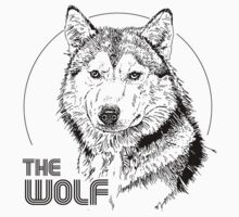 THE WOLF by lgbtdesigns