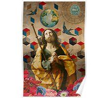 Saints Collection -- The Alchemist Poster