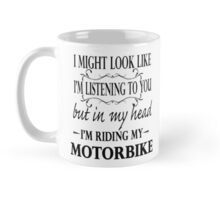 South Adelaide Motorbike Group In My Head Mug