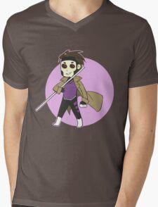 bonjour Mens V-Neck T-Shirt