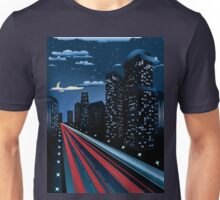Night City Road 4 Unisex T-Shirt