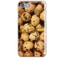 Quail Egg of a Good Time iPhone Case/Skin
