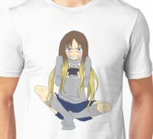 Video Game Girl Anime  Unisex T-Shirt