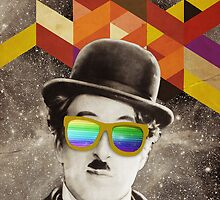 Public Figures Collection -- Chaplin by Elo by Elo Marc