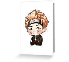 BTS Greeting Card