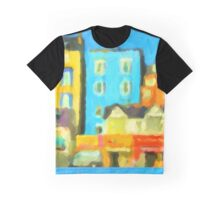 Scarborough, England Graphic T-Shirt