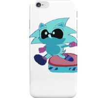 Galaxy Sonic iPhone Case/Skin
