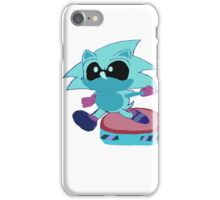 Galaxy Sonic iPhone Case/Skin