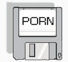 Porn Floppy by xtotemx