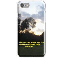 His Workmanship iPhone Case/Skin