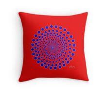 Circle Fractal 672016 Throw Pillow