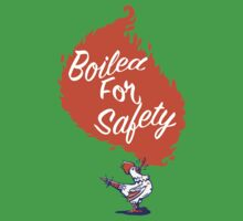 Good Mythical Morning Boiled For Safety One Piece - Short Sleeve