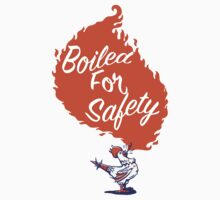 Good Mythical Morning Boiled For Safety Baby Tee