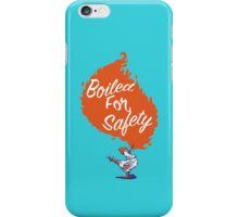 Good Mythical Morning Boiled For Safety iPhone Case/Skin