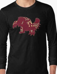 Omega Groudon Long Sleeve T-Shirt