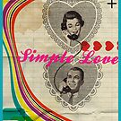 Retro Collection  --  Simple Love by Elo Marc