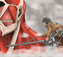Attack on Titan by TheAngryAggron