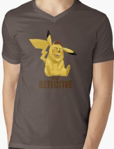 Pika-Vido Mens V-Neck T-Shirt