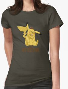 Pika-Vido Womens Fitted T-Shirt
