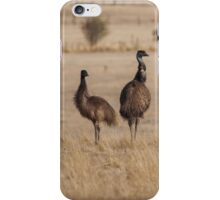 Afternoon Constitutional iPhone Case/Skin