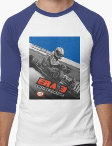 QVHK Era 3 Men's Baseball ¾ T-Shirt