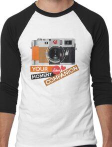 Moment Companion Men's Baseball ¾ T-Shirt