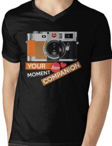 Moment Companion Mens V-Neck T-Shirt