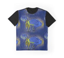 Angel Fish Abstract Graphic T-Shirt