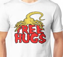 Free Face Hugs Unisex T-Shirt