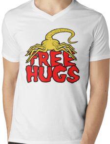 Free Face Hugs Mens V-Neck T-Shirt
