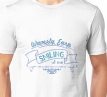 Flirting 101 with Officer Haught (02) Unisex T-Shirt