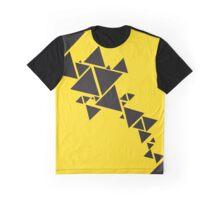 Triangle Chain Graphic T-Shirt
