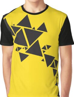 Triangle Chain Graphic T-Shirt