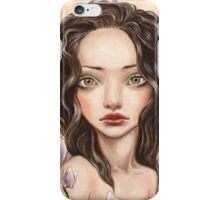 Spring Ghosts iPhone Case/Skin