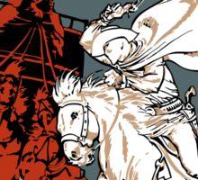 Ghost Rider Comic Cover Sticker