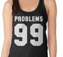 Bitchaintone Problems Women's Tank Top