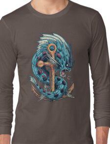 Mega Dragon Rage Long Sleeve T-Shirt