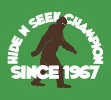1967 Hide N Seek Champion by mcnasty