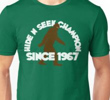 1967 Hide N Seek Champion Unisex T-Shirt
